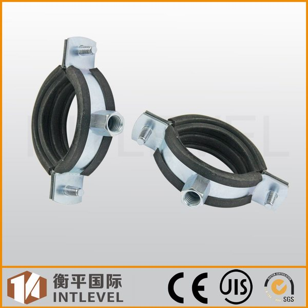 Reinforced pipe clamp